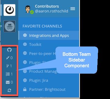 bottom team sidebar
